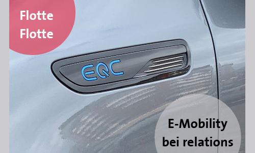 E-Mobility bei relations